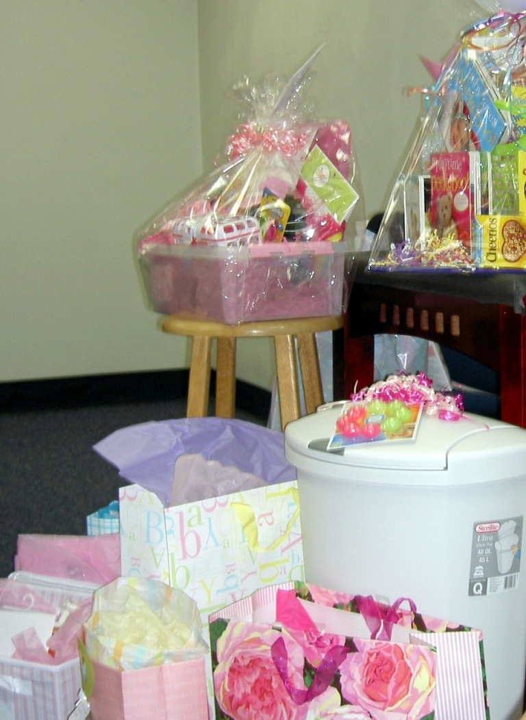Tips on Planning a Baby Shower